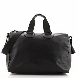Louis Vuitton Speedy Bandouliere Bag Monogram Shadow Leather 40