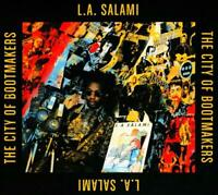 L.A SALAMI The City Of Bootmakers (2018) 14-track CD album digipak NEW/SEALED