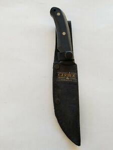 Vintage~  Gerber 950 ~Pro Guide Series Knife 1990s  Era  USA
