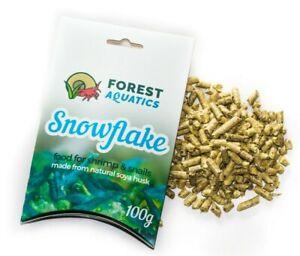 Snowflake Shrimp Food - Food for Red Cherry Crystal Tiger shrimp