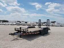 2020 Load Trail  83X16' Equipment Trailer 14K GVWR