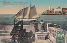 Havanna El Morro desde la Punta Fort PC 1913 Cuba Kuba 1708066