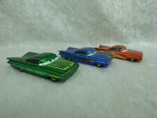 Disney Pixar Voitures Cars CHEVROLET RAMONE IMPALA GHOSLIGHT vert bleu orange