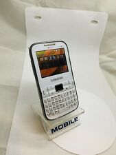 Samsung Chat  - C3222 White (Unlocked) Mobile Phone