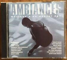 CD Jean Louis MURAT Saint françois d'Assise Ambiances Musique d'un nouvel age