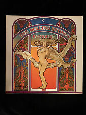 ROLLING STONES-1969-LET IT BLEED-U.S. CONCERT PROGRAM BOOK-EXCELLENT 2 NEAR MINT