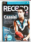 Seas 2010 AFL Football Record - Rounds & Finals COLINGWOOD Premiers ADELAIDE