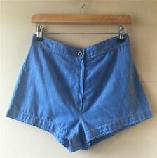 Hippy 100% Cotton Vintage Shorts for Women