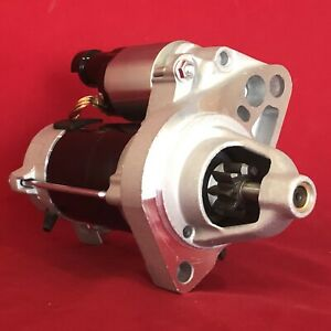 Starter Motor fits Honda Civic 1.8L R18A1 ENGINE 2006-2012