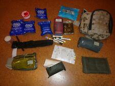 IFAK SAN Ausbildungstasche ERSTE HILFE Set Bundeswehr Afghanistan Israeli KSK