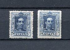 1922.ESPAÑA.EDIFIL NE23/24**.NUEVOS SIN FIJASELLOS(MNH).CERTIFICADO.CAT 775 €
