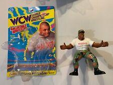 WCW Collectible Wrestlers Series 3 Craig Pittman loose figure w/ box 1994