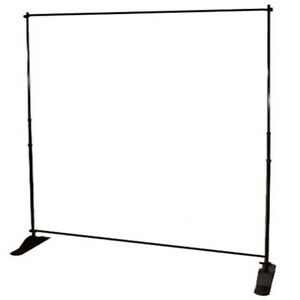 Stand for Step and Repeat Backdrop, Banner, Event, Party, Photo Booth