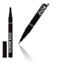 COLLECTION 2000 EXTREME BOLD 24 HOUR CALLIGRAPHY FELT TIP LIQUID EYELINER BLACK