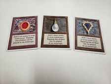 MTG Prox 8 of the Power Nine Missing Twister Black Lotus , Time Walk,