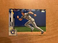 2020 Topps Series 1 - Robin Yount - #149 Photo Variation SP BREWERS