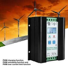 PWM Wind Solar Hybrid Charge Controller DC 12V Solar Wind Regulater LCD Display