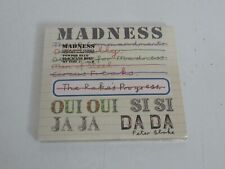 MADNESS/OUI OUI SI SI JA JA DA DA(COOKCD573X) CD ALBUM DIGIPAK