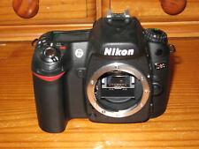 Nikon D80 (3) 10.2MP Digital SLR Camera.
