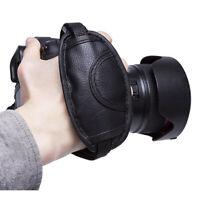 Adjustable Padded Camera Wrist Strap Band Belt For Canon Nikon DSLR/SLR