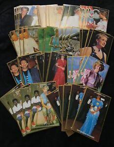 Niger Lady Diana Royalty Pope John Paul Elton Bugs Bunny Sheets MNH x260(D208)