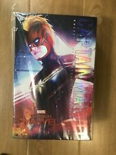 INSTOCK Hot Toys MMS521 Captain Marvel Normal Version 1/6 figure by EMS