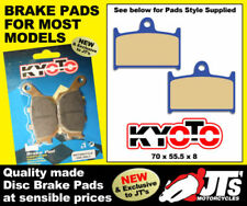 Unbranded Replacement Part Motorcycle Brake Pads