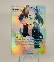 MARNIE FULL ART HOLO TRAINER HANDMADE CUSTOM ORICA CARD *NOT TCG*