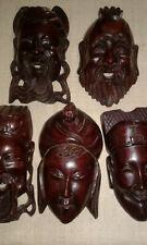 Maschere in legno