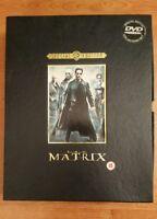 Cofanetto box Matrix Reeves