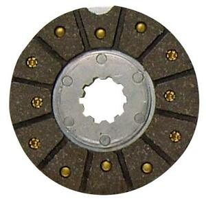 NEW BRAKE DISC FITS CASE/INTERNATIONAL HARVESTER 384 424 W/BD154 ENG 434