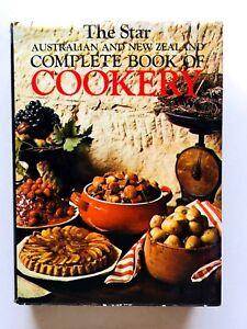 Anne Marshall Australian New Zealand complete book of cookery Star Hamlyn 1970