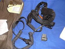 Sprechsatz sem 25/35 tipo H - 390 Headset con istruzioni