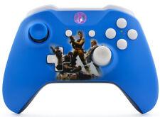 """""""Fortnite"""" Xbox One S Custom UN-MODDED Controller Unique Exclusive Design"""