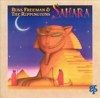SAHARA CD RIPPINGTONS, FREEMAN & THE RIPPINGTONS, RUSS NEW SEALED