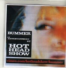 (CU70) Hot Head Show, Bummer - 2011 DJ CD