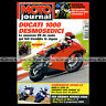 MOTO JOURNAL N°1659 BMW R1200 ST, TRIUMPH 1050 SPRINT, ST KYMCO 500 XCITING 2005