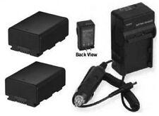 2 Batteries + Charger for Samsung IA-BP210 IABP210 IA-BP210E IA-BP210E/EPP