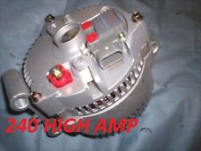 FORD RANGER EXPLORER E SERIES VAN BRONCO 4.0L 3.0L 2.5L 240 HIGH AMP ALTERNATOR