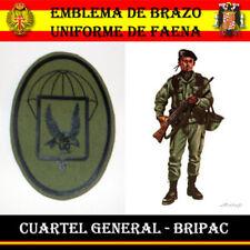 EMBLEMA BRIGADA PARACAIDISTA: CUARTEL GENERAL - 1978/1991