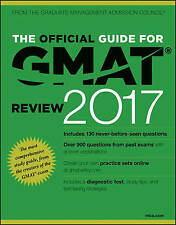 The Official Guide for GMAT Review 2017 with Online Question Bank and Exclusive