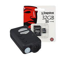 1080p Mobius Actioncam HD Camera (V3 / Lens A / 820 mAh / 32GB)
