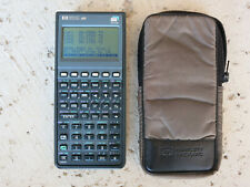Hp 48G Graphing Calculator with Case