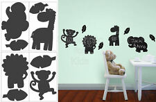 SFK Koala Baby Jungle Animal Chalkboard Wall Decals