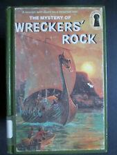 The Three Investigators The Mystery Wreckers' Rock HB rare