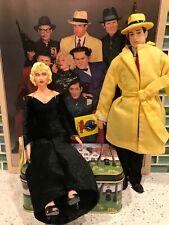 2 Dick Tracy Movie Dolls Breathless Mahoney Madonna Dick Tracy Applause
