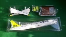 airBaltic Latvian Airlines Aircraft Model Airbus 220-300 (CS300) NEW Scale 1/100