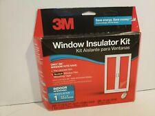 """3M Window Insulator kit Patio Door  1- Patio door 6""""8x9@M"""
