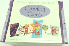 Greeting Cards 30 Handmade All Occasion Baby Girl, Birthday, Blank etc New Other