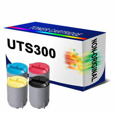 1 Full Set Toner Cartridge for Samsung CLP300 CLX3160N CLX3160FN CLX3160